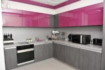Кухня без ручок-10